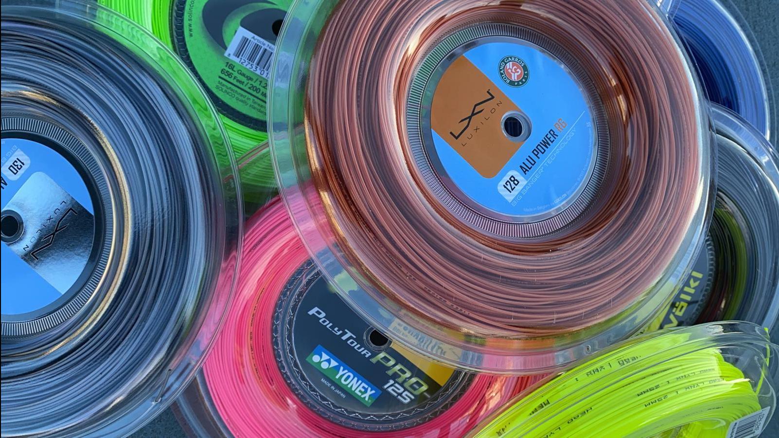 Tennis Racquet Strings Sydney